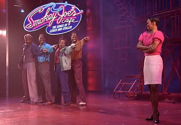 Direct from Broadway Smokey Joe's Cafe: